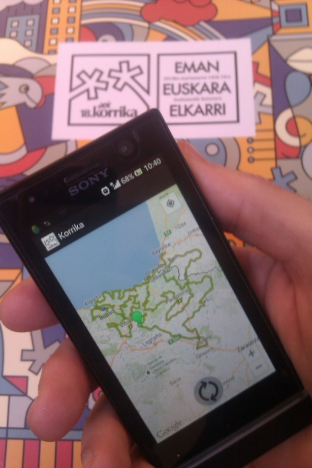 KORRIKA GPS